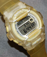 Casio Baby-G BG-154 Watch Jelly Band NEW BATTERY!