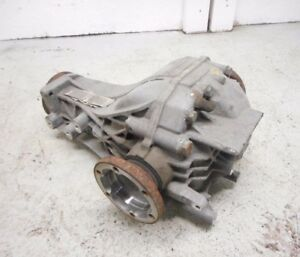 05-08 Audi A4 S4 Quattro Rear Differential Carrier Assembly OEM  Auto Trans