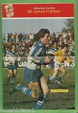 #HH1.   RUGBY BIG LEAGUE MAGAZINE 3-4 August 1974, GARY DOWLING CANTERBURY PINUP