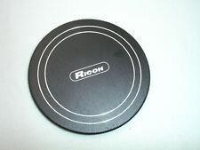 RICOH 77mm metal front lens cap,  genuine, OEM , VGUC