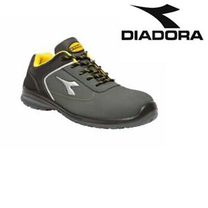 MENS WOMENS SAFETY WORK BOOT SHOES DIADORA UTILITY S3 METAL FREE LIGHTWIGHT SIZE