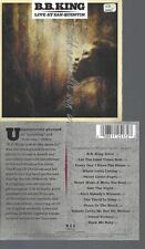 CD--B.B. KING--LIVE AT SAN QUENTIN | ORIGINAL RECORDING REMASTERED