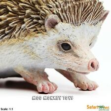 Hedgehog #261129 Safari Ltd Incredible Creatures 1:1 scale Toy Mammal Animal Nwt