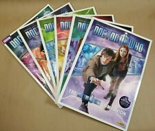 Doctor Who Magazine - The Dw Companion 11Th Doctor Volumes 1-6