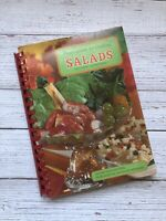 Vintage 2000 Favorite Recipes From Hospital Auxiliary Members Cookbook Salads