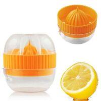 Manuelle Mini Zitronenpresse Zitrusfrucht Entsafter Maker Küche Limette Frucht P