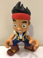 "Disney Jake And The Neverland Pirates 9"" Talking Action Figure Mattel 2011"