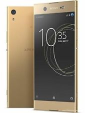 """New Imported Sony Xperia XA1 Ultra Duos Dual 32GB -4GB -6.0"""" -23MP -16MP -Gold"""