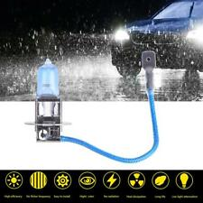 2pcs 55W H3 1000lm Car LED Light Fog Lamp Headlamp Headlight Bulb Low Beam 6000K