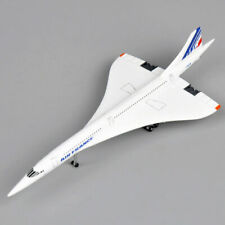 1/400 Scale Air France 1976-2003 Concorde Plane Alloy Model Toy Gift Collection