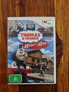 Wii - THOMAS & FRIENDS Hero of the Rails