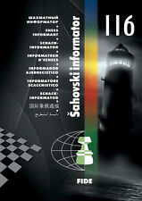 Chess Informant 116. Lighthouse Edition. By Alexander Matanovic. NEW CHESS BOOK