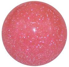 Pink Glitter manual shift knob M12x1.50 12x1.5 thrd