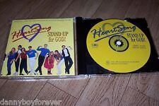 Heartsong Heart Song NM CD Stand Up For God Christian Gospel Inspirational Music