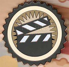 Disney Pin 62691 Mickey's Odyssey Booster Clapboard Hollywood Pictures Backlot