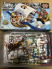 BANDAI GRAND SHIP COLLECTION ONE PIECE STAMPEDE THOUSAND SUNNY FLYING MODEL