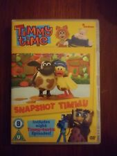 Timmy Time - Snapshot Timmy DVD