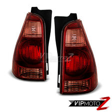 2003-2005 Toyota 4Runner [Factory Style] Replacement Rear Brake Lights Tail Lamp