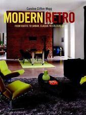 MODERN RETRO - CLIFTON-MOGG, CAROLINE - NEW HARDCOVER BOOK