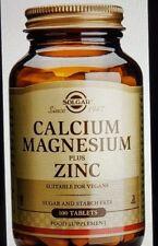 Calcio +magnes +plus zinc 250 comprimidos