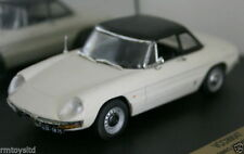 VITESSE 1/43 SCALE - VCC99047 - ALFA ROMEO SPIDER DUETTO 1600 HARD TOP WHITE '66