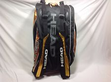 Head Tour Team MONSTER Xtra Large Racquet bag with two CCT+compartments