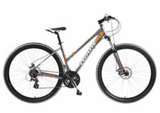 Biciclette Mountain bike grigi, per donna