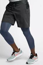 NIKE TECH PACK 2 IN 1 RUNNING SHORTS MENS SMALL AR9823-060 LEGGINGS RUN GYM