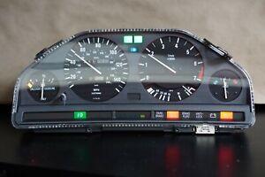 Refurbished BMW E30 VDO 7k Instrument Cluster Speedometer M20B25 325i 325is