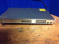 Cisco Catalyst 3750 Series PoE-24 WS-C3750-24PS-S V05