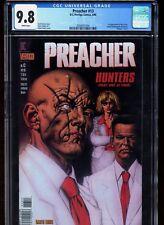 Preacher #13, CGC 9.8 NM+ White Pages, 1st appearance Herr Starr! Garth Ennis!