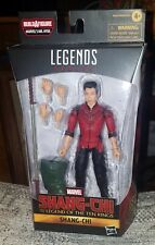Hasbro Marvel Legends Shang-Chi and the legend of the ten rings BAF Mr.Hyde wave