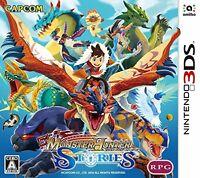 CAPCOM Monster Hunter Stories for Nintendo 3DS Japanese ver
