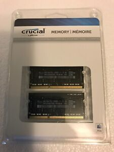 New Crucial By Micron Mac Compatible Memory CRM-9128 Sealed