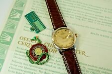 ROLEX 1505 DATE TUTONE with ORIGINAL PAPERS & TAGS COMPLETE  DATES 1977-78