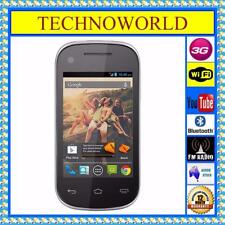 Unlocked Boost Icon NERO ZTE B795 Cheap 3g WiFi Android Bluetooth Whatsapp Viber