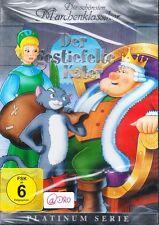 Der gestiefelte Kater + DVD + Die schönsten Märchen Klassiker + Platinum Serie +
