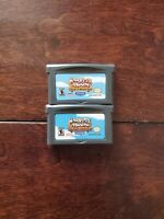 Nintendo Gameboy GBA Harvest Moon Friends of Mineral Town / More Friends .Repros