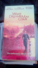 What Dreams May Come 1998 VHS Robin Williams Cuba Gooding Jr. Max Von Sydow NEW