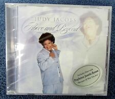 ABOVE & BEYOND by Judy Jacobs Religious SEALED Christian Music CD NEW AR6