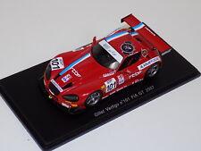 1/43 Spark Gillet Vertigo  car  #101  2007 24 Hours of LeMans  S1463