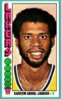 Kareem Abdul-Jabbar 1976-77 Topps Basketball #100 -EX- AllStar Break Coming Soon