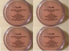 Lot of 4 Being True Protective Mineral Foundation Loose Powder ~Tan #3 - NEW FS