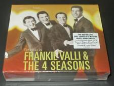 Jersey Beat by The Four Seasons (3CD, DVD,Box Set)