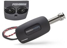 NEW - Fishman Matrix Infinity VT Acoustic Pickup For Ukulele - BLACK