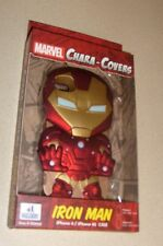 IRON MAN MARVEL Chara Covers for iphone 4 & 4s Phone NEW MIB AVENGERS