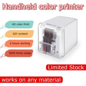 Portable Mini Printpen Printer Inkjet Printer WIFI USB For IOS Android