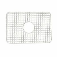 Rohl WSG2418SS Wire Sink Grid For Rc2418 Kitchen Sinks In Stainless Steel With F