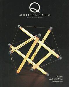 QUITTENBAUM Design Scandinavian Italian Bauhaus Gambone Furniture Lighting 1960s