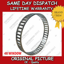 BMW 3 SERIES (E46) REAR ABS RELUCTOR RING 48 WINDOW 1998>on *BRAND NEW*